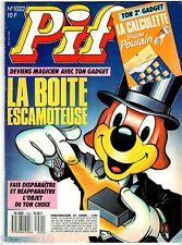 -°- PIF GADGET n°1022 -°- 1988 -°- NOEL ET MARIE