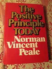1976, Signed & Inscribed Norman Vincent Peale,  Positive Principle, Donald Trump