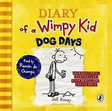 Diary of a Wimpy Kid: Dog Days, Kinney, Jeff, Good Condition Book