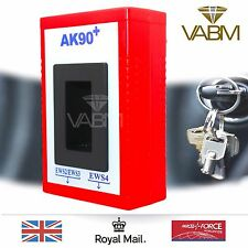 AK90 + CAR KEY PROGRAMMER For Benz BMW Locksmith Programming - FREE UK Delivery!