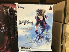2016 Play Arts Kai Kingdom Hearts III SORA Action Figure MIB  - USA Authentic