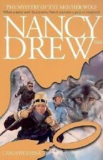Nancy Drew.The Mystery of The Mother Wolf. Unread Condition. 1 St.Ed. Paperback.