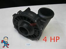 "Waterway Spa Hot Tub Pump Wet End 2"" X 2"" 48 Frame 4 HP Executive Video Wetend"