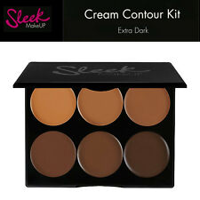 Sleek Make Up - Cream Contour Kit - Extra Dark  Contouring Highlighting Kit
