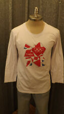 Official London 2012 Olympics T shirt Ladies NOS sz XL