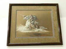 Frank McCarthy - Medicine Man - Signed & Numbered Limited Edition w/ Paper