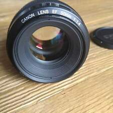 Canon EF 50mm f/ 1:1.4 USM Ultrasonic