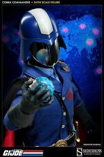 Sideshow - G.I. Joe - 1/6 Scale Cobra Commander Action Figure