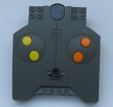 Lego RC Controller IR Transmitter, DkGray Top and 4x Switch 23335c01 for Manas