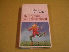 BIBLIOTHEEK LAATSTE NIEUWS N° 20/ CHARLES DE COSTER -DE LEGENDE VAN UILENSPIEGEL