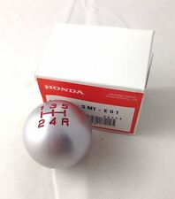 JDM Honda type R shift knob dc2 eg6 ek9 nsx integra civic Spoon Mugen displayed
