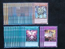 YU-GI-OH 40 CARD IGKNIGHT DECK  *READY TO PLAY*