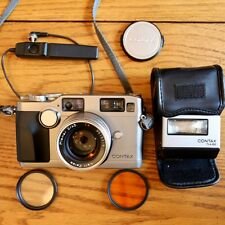 Contax G2 35mm Rangefinder Body and Lens Kit
