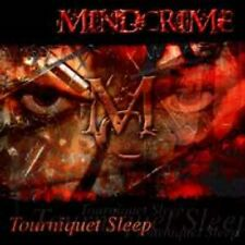 MINDCRIME - Tourniquet Sleep - CD - Neu OVP - Power Metal