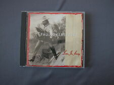 CD PAUL OVERSTREET - LOVE IS STRONG