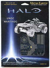 Metal Earth HALO UNSC WARTHOG 3D Puzzle Micro Model