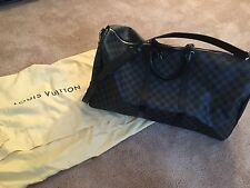 Auth Louis Vuitton Keepall 55