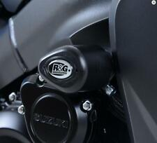R&G AERO STYLE CRASH PROTECTORS for SUZUKI GSX-S1000FA, 2015 TO 2016