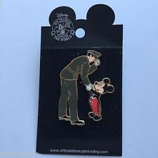 Mickey Mouse Says Thanks Series Army Disney Pin 31780