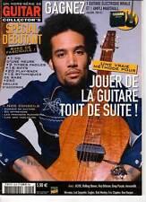 """GUITAR COLLECTOR'S #22 HS """"Jouer de la guitare , spécial débutant"""" (REVUE+CD)"""