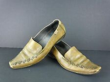 Women's Pikolinos Brown Leather Loafers Size EU 41 US 10.5-11