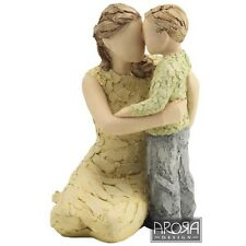 More Than Words MTW MY BOY My Boy Figurine  Mother & Son  Gift  NEW  21247
