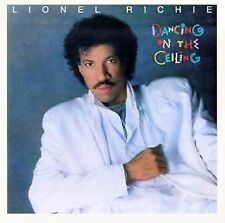 Lionel Richie Dancing on The Ceiling CD Made in Japan