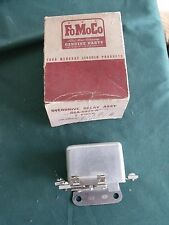 NOS Ford  1956 Mercury T-Bird Overdrive Relay FoMoCo 56