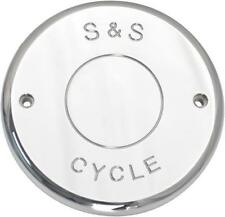 COVER Air Cleaner S&S Cycle Nostalgic Script 170-0239 Fits INDIAN Chief 14-16 E3