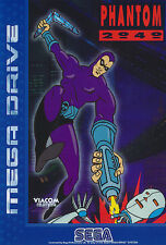 # Phantom 2040-Sega Mega Drive/MD juego-Top #