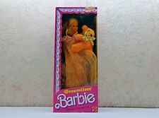 Vintage 1984 Mattel DREAMTIME BARBIE Doll Toy  #9180   SEALED!!