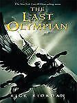 The Last Olympian (Percy Jackson and the Olympians, Book 5)-ExLibrary