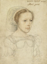 European Master Drawings: Mary Stuart, Queen of Scots - Art Print