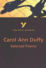 York Notes Advanced: Selected Poems of Carol Ann Duffy, Michael Woods