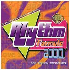 Rhythm Formula 2000 Various Artists MUSIC CD
