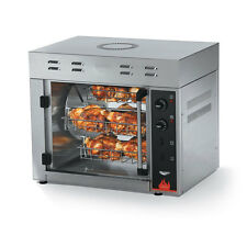 VOLLRATH CAYENNE 15 CHICKEN ROTISSERIE OVEN ELECTRIC STAINLESS 5000W - 40841