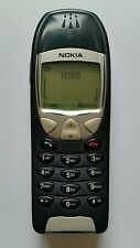 Nokia 6210 - Black (Unlocked) Classic Simple Mobile Phone Free PnP