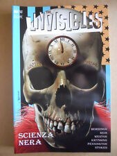 THE INVISIBLES : Scienza Nera - Book Magic Press 2001  [G476]