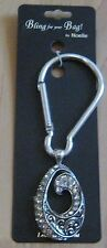 Bling for your Bag! by Noelle Car keychain Keyring Charm Pendant For Bag Bling