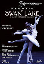 Tchaikovsky: Swan Lake, New DVDs