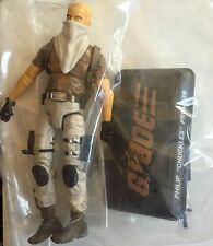 "GI JOE CHUCKLES DESERT DUEL SDCC 2015 Hasbro 3.75"" inch LOOSE Action FIGURE"