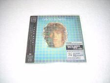DAVID BOWIE - DAVID BOWIE - JAPAN CD MINI LP