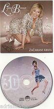 LEPA BRENA CD Zacarani krug Album 2011 Brcko Bosna Srbija Narodna Folk Balkan