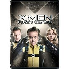 X-Men: First Class (DVD, 2011) NEW