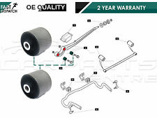 FOR LAND ROVER RANGE ROVER II 2 P38 FRONT RADIUS ARM TO AXLE BUSH TOP QUALITY