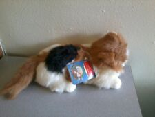 """1990 Calico Cat Plush From """"The Gingham Dog And The Calico Cat"""""""