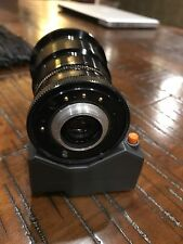 MINT Iscorama 36 Cinegon Anamorphic Beaulieu Lens & Lens Control Unit T1.8 MINT