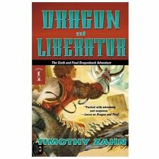 Dragonback: Dragon and Liberator 6 by Timothy Zahn (2009, Paperback)