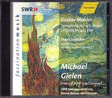 Michael GIELEN: MAHLER Symphony 4 SCHREKER Vorspiel zu einem Drama CD Whittlesey