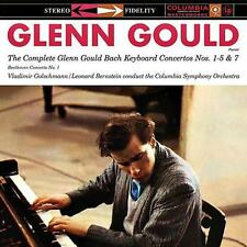 Glenn Gould - The Complete Glenn Gould Bach Keyboard Concertos 180G 3-LP SET NEW